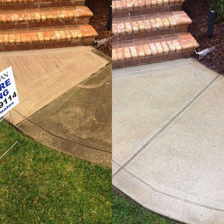Brick-Steps-Concrete-Walk