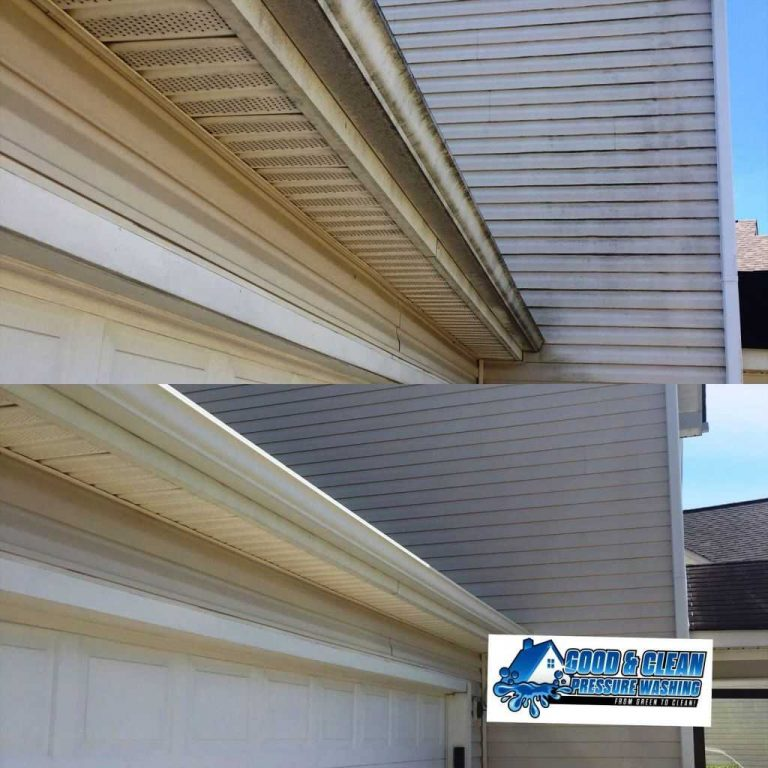Soffit-Vent-Cleaning